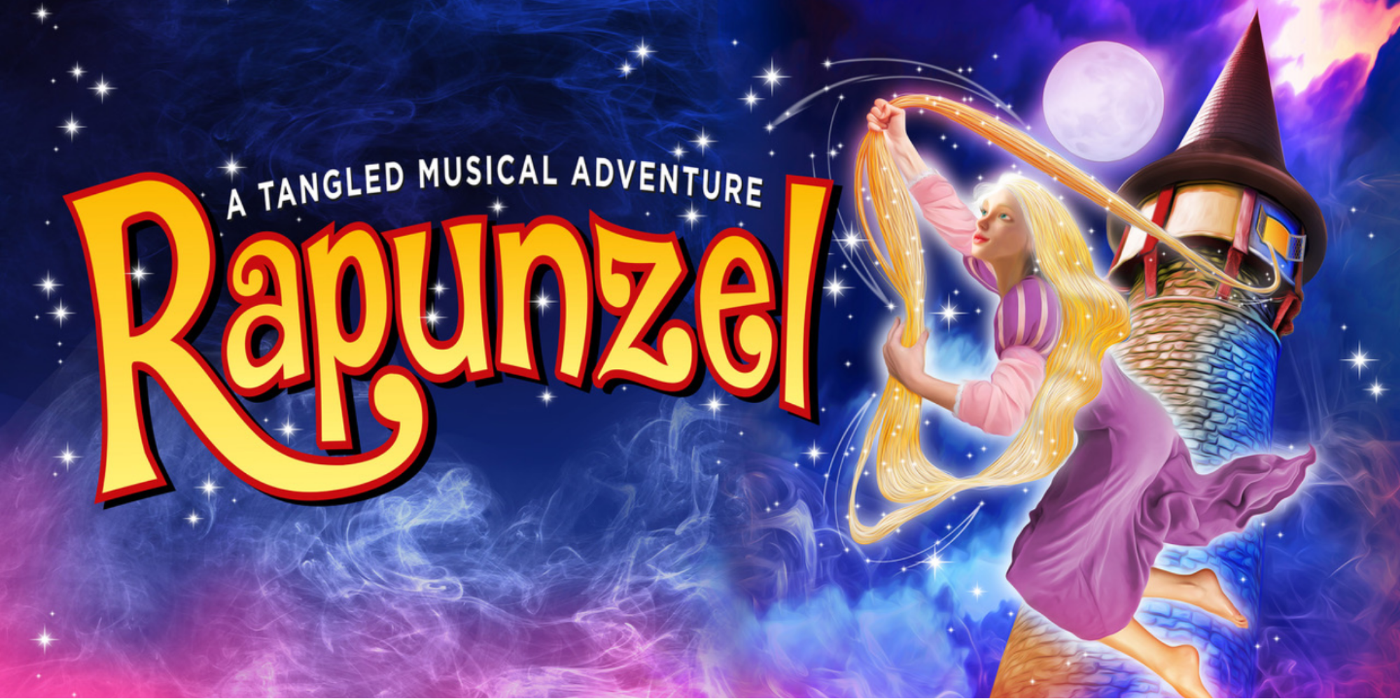 Rapunzel: A Tangled Musical Adventure!