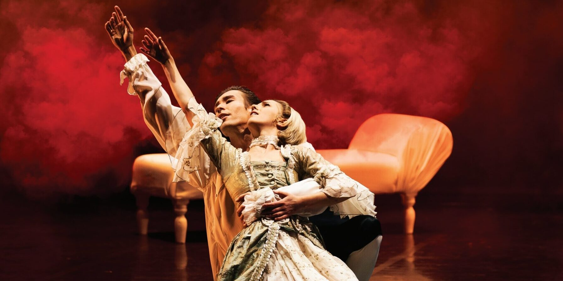 Dangerous Liaisons by Northern Ballet