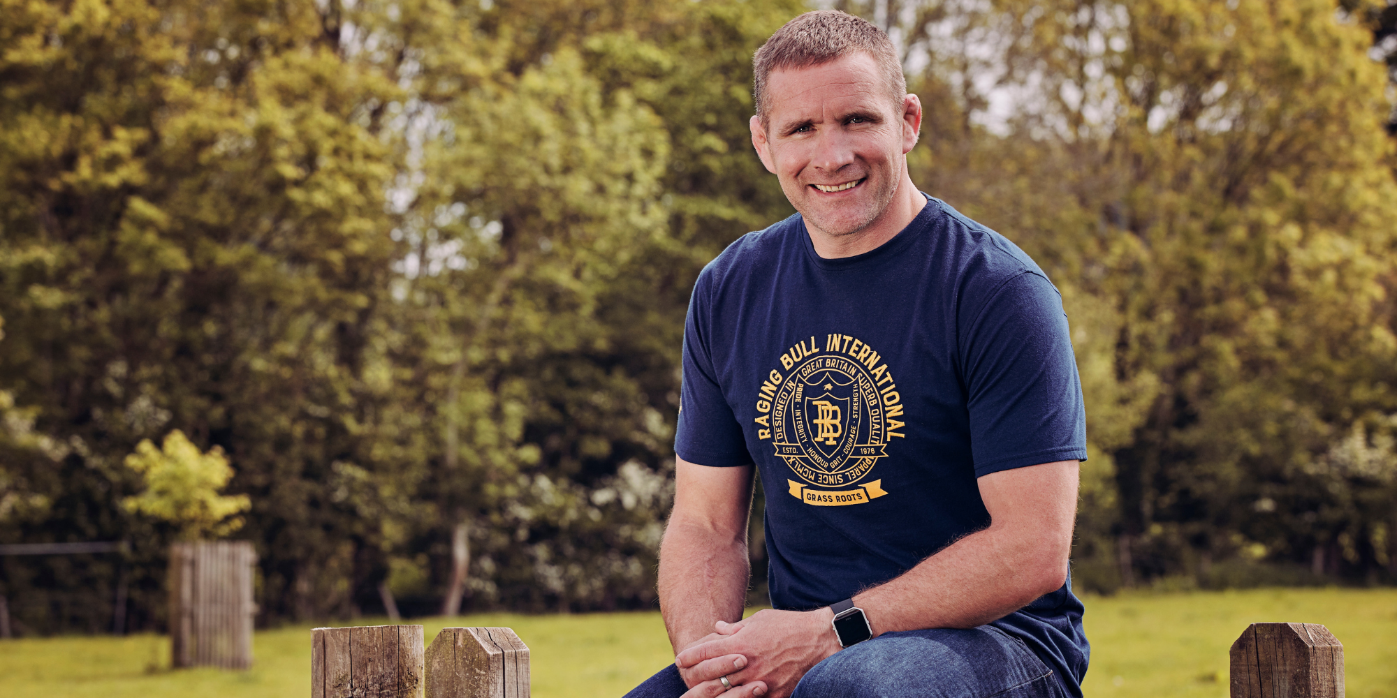 An Entertaining Audience with Phil Vickery MBE